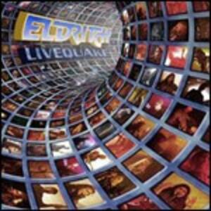 Livequake - CD Audio + DVD di Eldritch