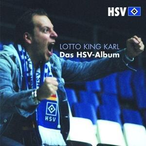 Das Hsv-Album - CD Audio di Lotto King Karl