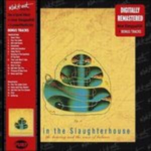 The Hearing and the Sense of Balance - CD Audio di Fury in the Slaughterhouse