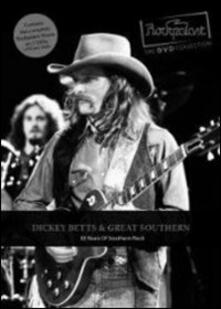 Dickey Betts and Great Southern. Rockpalast. 30 Years of Southern Rock (2 DVD) - DVD