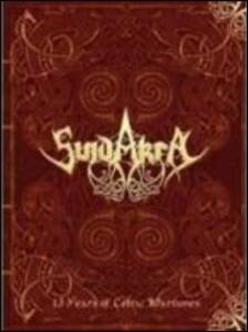13 Years of Celtic Wartunes - CD Audio + DVD di Suidakra