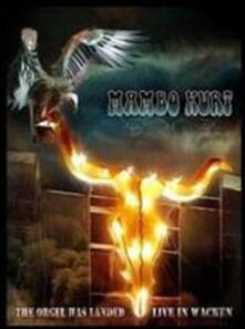 Mambo Kurt. The Orgel Has Landed. Live In Wacken (DVD) - DVD di Mambo Kurt