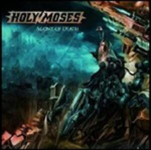 Agony of Death - CD Audio di Holy Moses