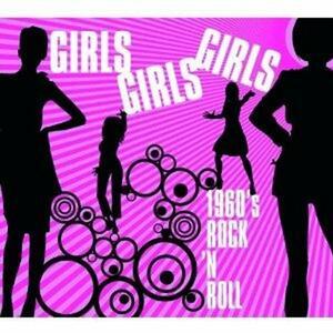 Girls Girls Girls - CD Audio