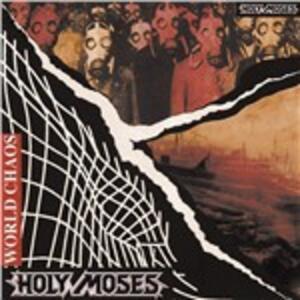 World Chaos - CD Audio di Holy Moses