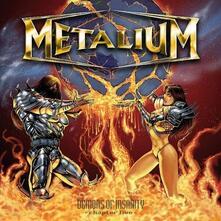 Demons of Insanity (Picture Disc) - Vinile LP di Metalium