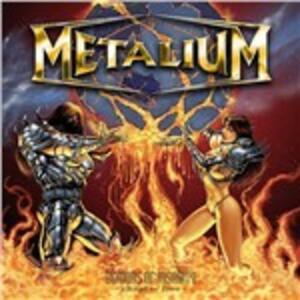 Demons of Insanity - CD Audio di Metalium