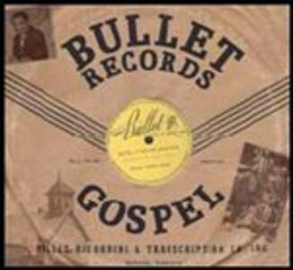 Bullet Records Gospel - CD Audio