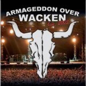 Armageddon Over Wacken - CD Audio