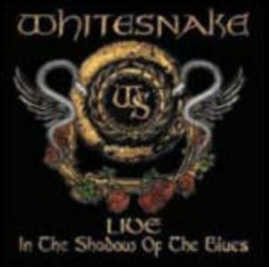 Live in the Shadow of the Blues - CD Audio di Whitesnake