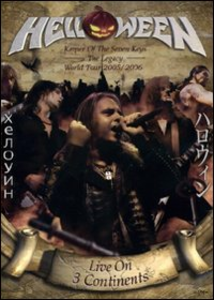Film Helloween. Keeper Of The Seven Keys Legacy Tour 2005/2006