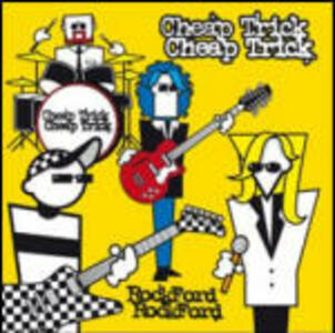Rockford - CD Audio di Cheap Trick