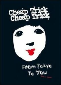 Special One - from Tokyo to You - CD Audio + DVD di Cheap Trick