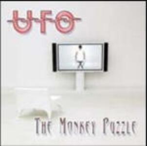 The Monkey Puzzle - CD Audio di UFO