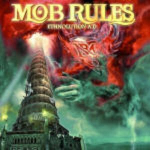 Ethnolution A.D. - CD Audio di Mob Rules