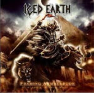 Framing Armageddon. Something Wicked part I - CD Audio di Iced Earth