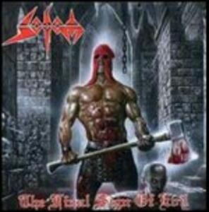 The Final Sign of Evil - CD Audio di Sodom