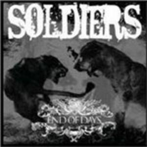 End of Days - CD Audio di Soldiers