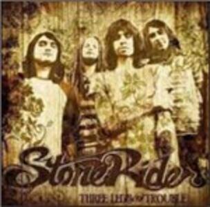 Three Legs of Trouble - CD Audio di Stonerider