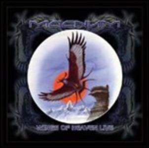 Wings of Heaven Live - CD Audio di Magnum