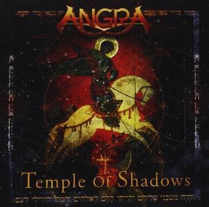 Temple of Shadow - CD Audio di Angra