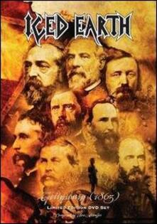 Iced Earth. Gettysburg (2 DVD) - DVD di Iced Earth