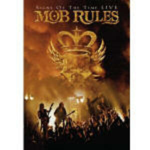 Sing of the Time-Live - CD Audio + DVD di Mob Rules