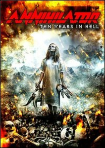 Film Annihilator. Ten Years In Hell