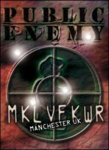 Public Enemy. Revolverlution Tour 2003. Manchester (2 DVD) - DVD
