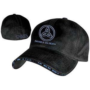 Cappellino Pod. Black Trinity S M Flex