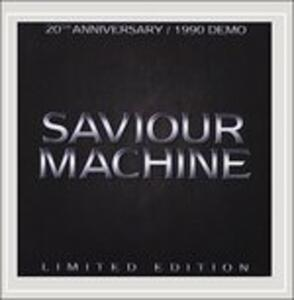 20th Anniversary - CD Audio di Saviour Machine