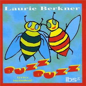 Buzz Buzz - CD Audio di Laurie Berkner