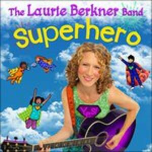 Superhero - CD Audio di Laurie Berkner