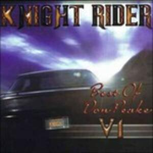 Knight Rider vol.1. Music from the tv - CD Audio di Don Peake