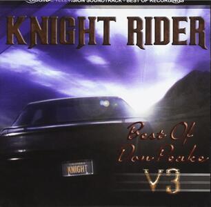 Knight Rider vol.3... (Colonna Sonora) - CD Audio