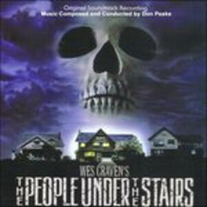 People Under The - CD Audio di Don Peake