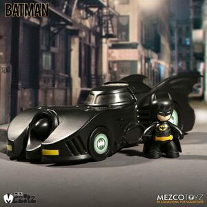 Dc Comics: 1989 Batman And Batmobile Mezitz