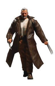 Wolverine Old Man Logan Cloth Action Figure