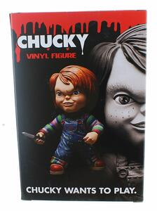 Action Figure Child'S Play Stylized Roto Good Guy Chucky 15 Cm Mezco Toys Figures - 9