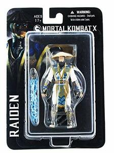 Action Figure Mortal Kombat X Raiden