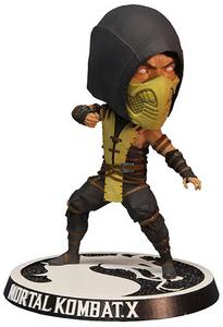 Giocattolo Statua Bobble Head Scorpion MK X Mezco Toys 0