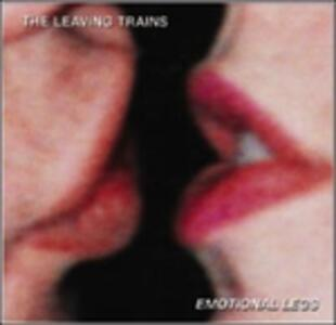 Emotional Legs - CD Audio di Leaving Trains