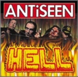Hell - CD Audio di Antiseen