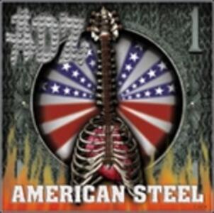 American Steel - CD Audio di ADZ