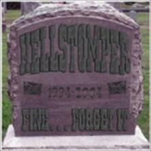 Fine Forget it - CD Audio di Hellstomper