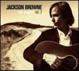 Solo Acoustic vol.2 - CD Audio di Jackson Browne