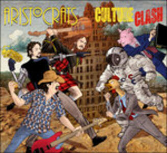 Culture Clash - CD Audio di Aristocrats