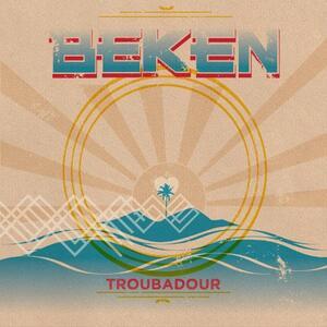 Troubadour - CD Audio di Beken