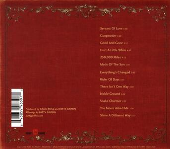 Servant of Love - CD Audio di Patty Griffin - 2