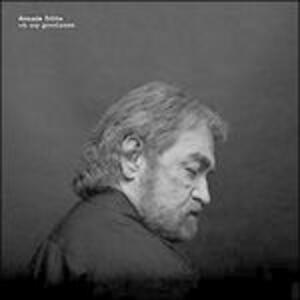 Oh My Goodness - CD Audio di Donnie Fritts